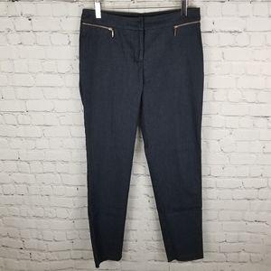 89TH&MADISON | zipper detail dress pants